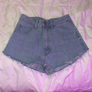 OH POLLY Denim Shorts